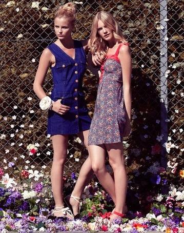 Rules by Mary, vestidos para mujer colección de primavera-verano, moda mujer de Rules by Mary
