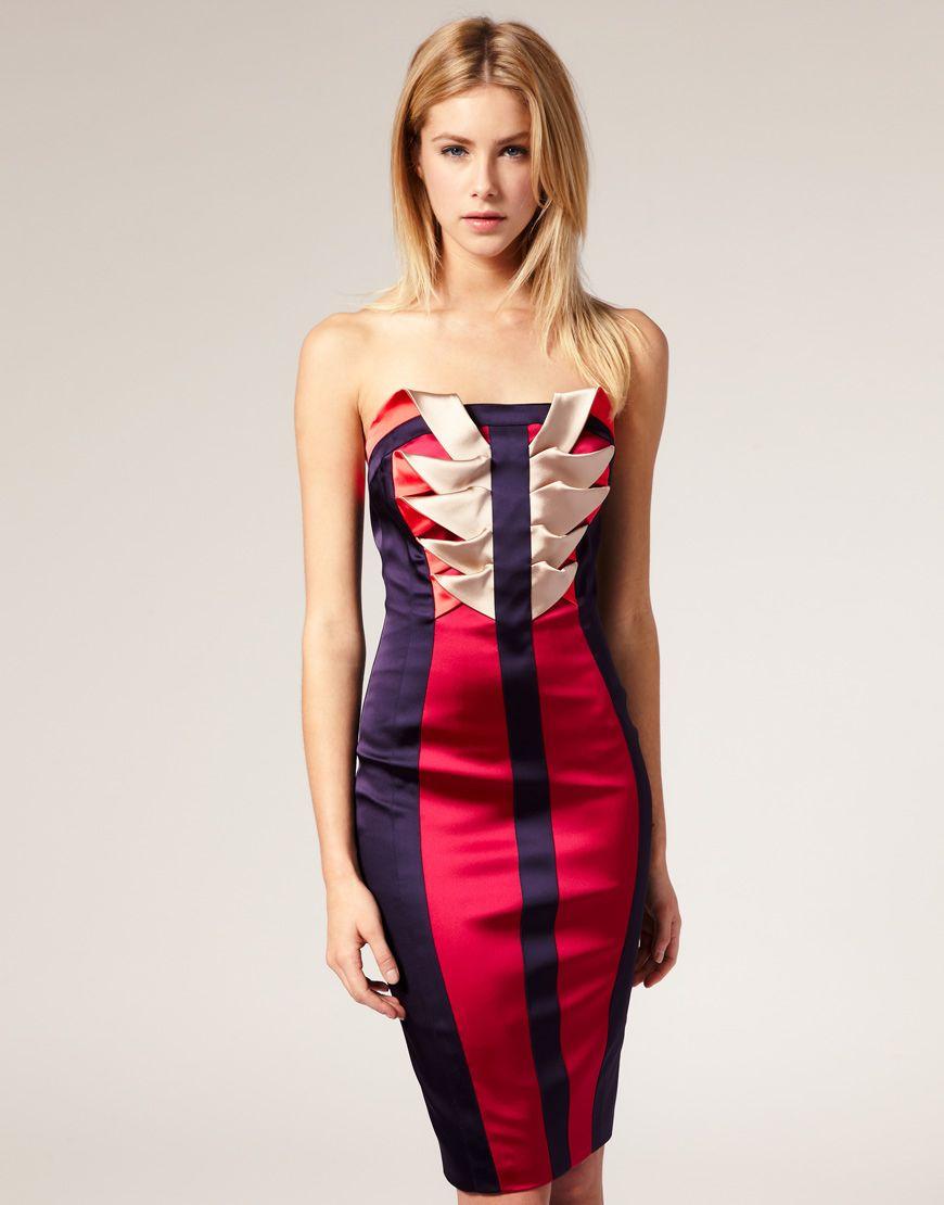 Karen Millen, vestidos para mujer, vestidos para ceremonia o fiesta y ...