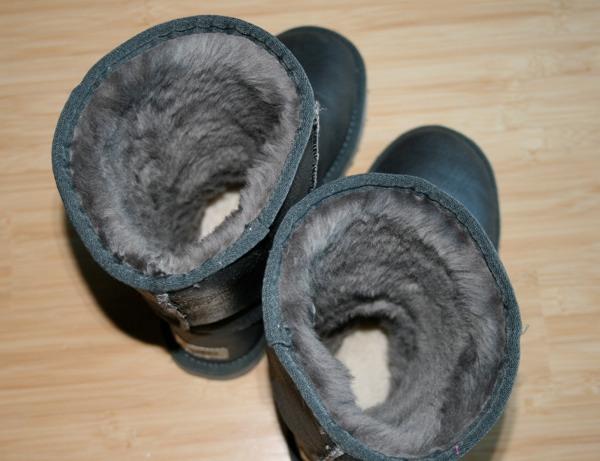 Whooga botas UGG, botas cómodas de buena calidad de Whooga