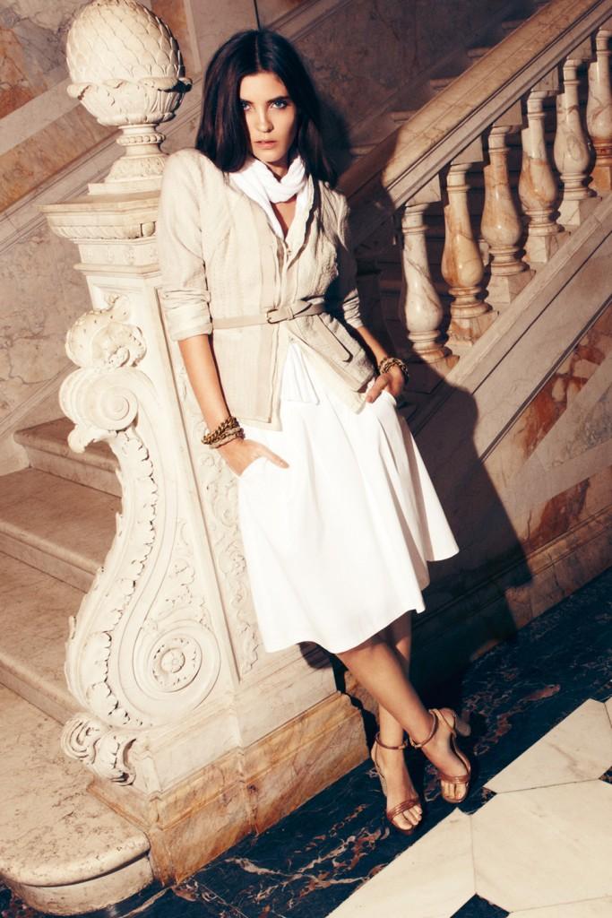 Elie Tahari, moda femenina, conjuntos de moda para mujer colección de verano de Elie Tahari