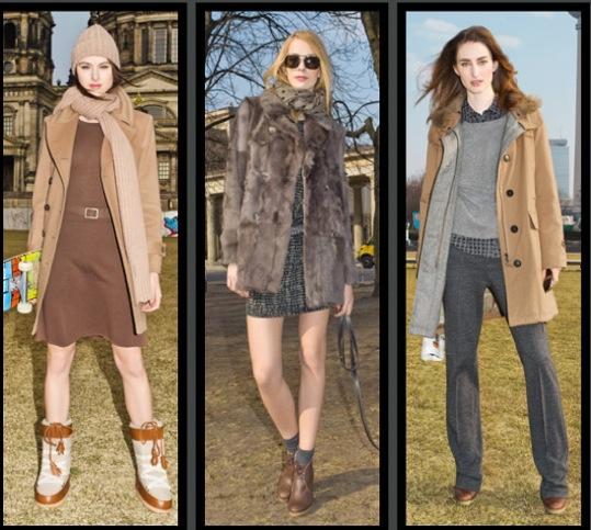 Strenesse, ideas de moda para mujer, colección de otoño-invierno de Strenesse