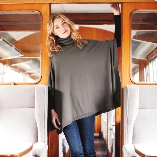 The White Company, capas y ponchos para mujer, moda para mujer colección otoño-invierno
