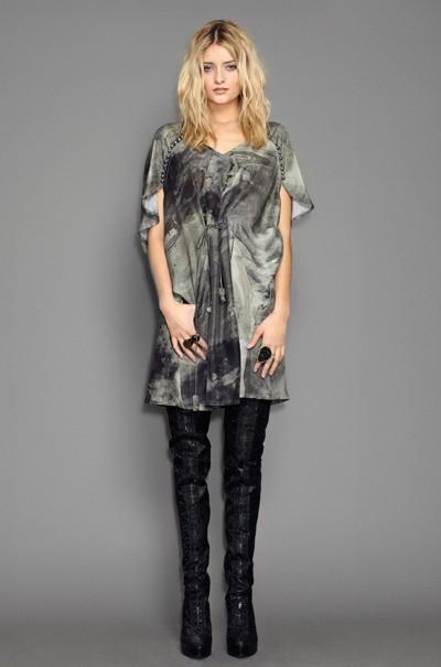 Munthe Plus Simonsen, vestidos, túnicas y prendas de piel, moda mujer otoño- invierno