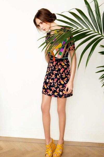 Essentiel, ropa para mujer llena de color, colección de verano, moda mujer de Essentiel