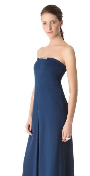 Vestidos elgantes y sofisticados Calvin Klein Collection