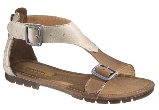 Me gustan estas sandalias de la marca CAT para este verano !