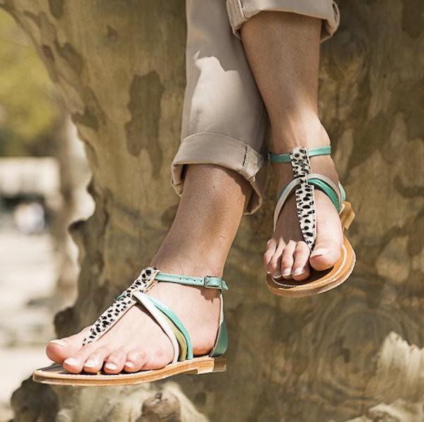 K Jacques las sandalias de moda que tienes que tener