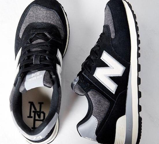 zapatos negros para mujer
