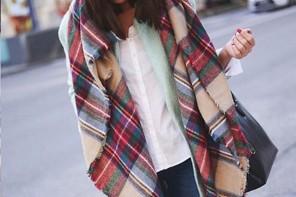 scarf oversized 2