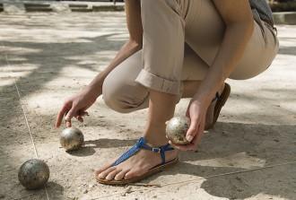 KJacques sandalias planas