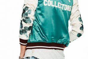 chaqueta bomber jacket shiny