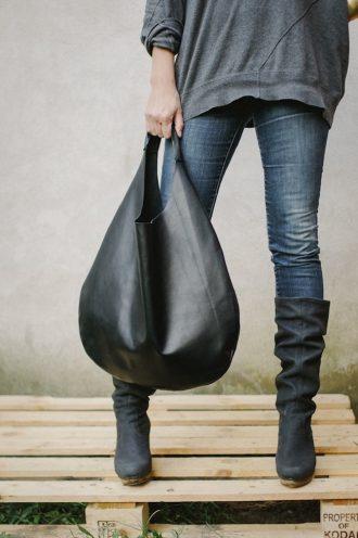 Otro de los modelos de bolso grande de la marca Patkas Berlin, a mi me gustan todos personalmente!