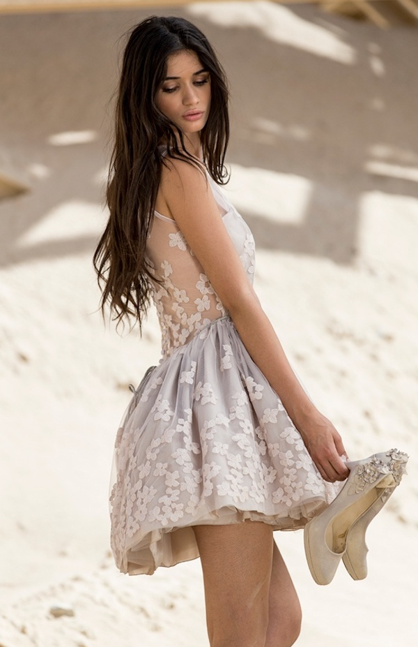 Hortensia Maeso moda para mujer