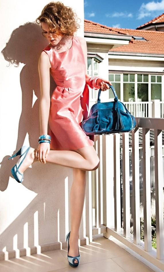 Islo, zapatos y bolsos para mujer colección de verano, accesorios para mujer de Isabella Lorusso