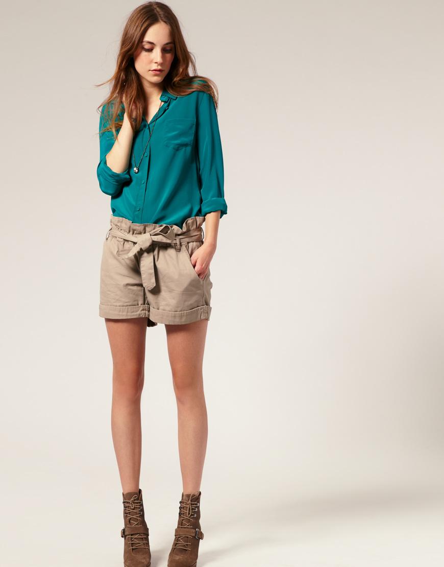 c7781b48c0a4 Mardi Jeudi, camisas de verano para mujer, colección de moda para ...