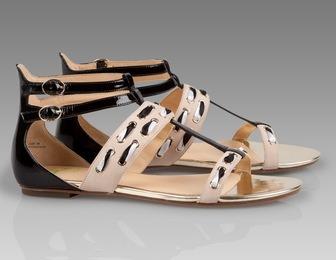 Paul Smith, sandalias de verano para mujer, calzado para mujer de Paul Smith