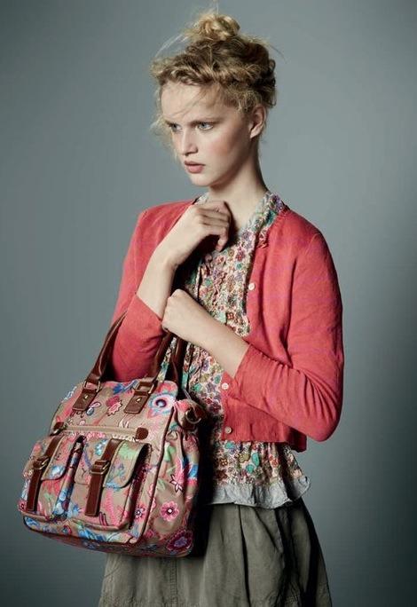 Oilily, moda para mujer y bolsos, colección de verano de Oilily para mujer