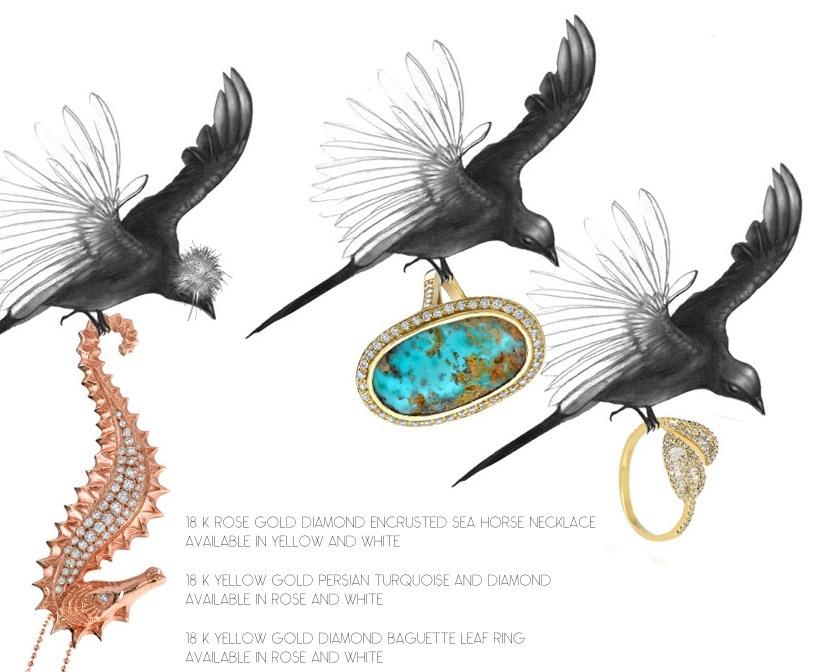 Anita Ko, joyería de diseño para mujer, joyas de colección para mujer de Anita Ko