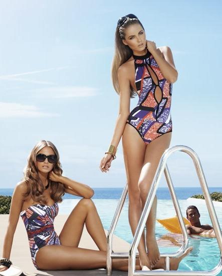 Jets by Jessika Allen, bañadores y bikinis colección de mujer, moda baño de Jets by Jessika Allen