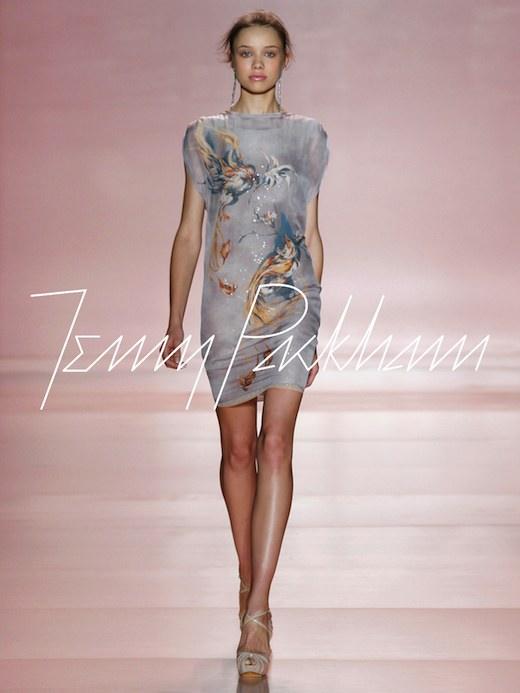 Jenny Packham, vestidos jueveniles para una ocasión especial, moda mujer de Jenny Packham