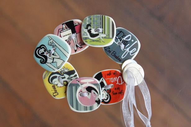 Zoe Bonbon, joyas y pulseras para mujer de nácar, accesorios de moda para mujer de Zoe Bonbon