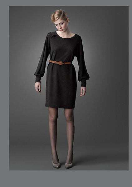 Ropa de mujer de moda vestido