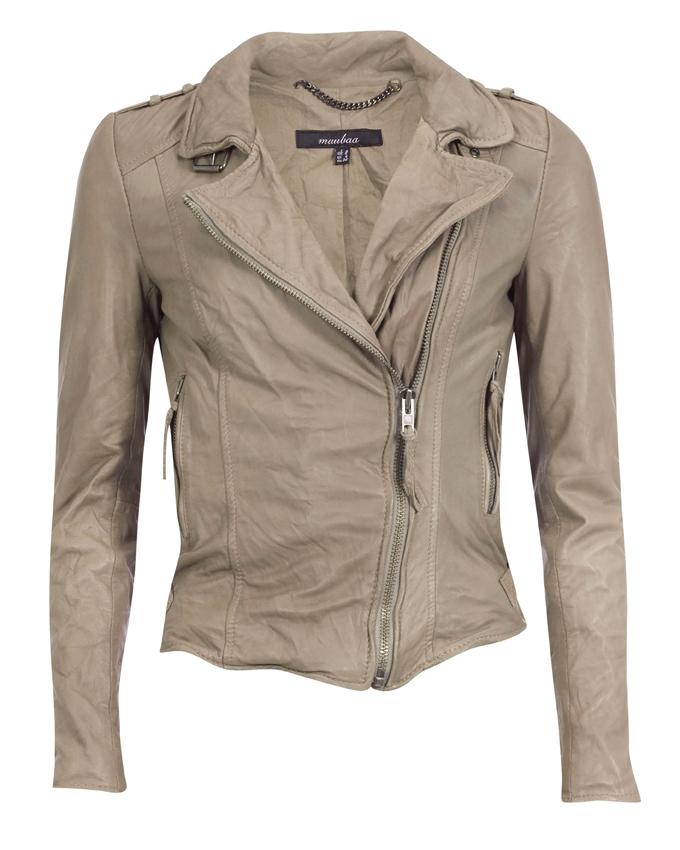 Muubaa, chaquetas de piel para mujer, moda para mujer colección de otoño de Muubaa