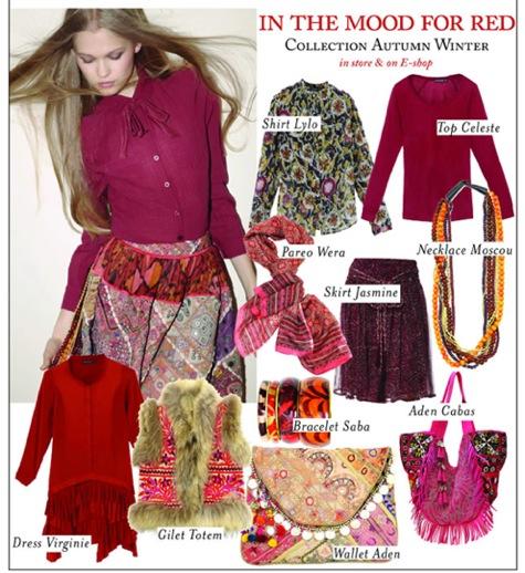 Antik Batik, moda mujer, ropa alegre para otoño-invierno de Antik Batik