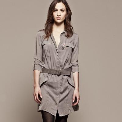 I.Code by IKKS, moda mujer, vestidos y túnicas, ropa mujer de invierno de IKKS