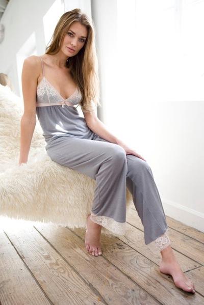 Eberjey, lencería femenina, camisones y pijamas, ropa para dormir de Eberjey