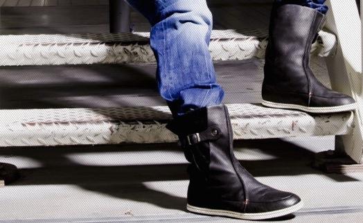 HUB, botas para otoño-invierno, calzado para mujer moderno y cómodo de HUB