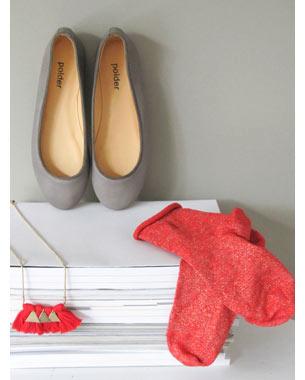 Polder, bolsos para mujer y accesorios de moda, colección de otoño-invierno de Polder