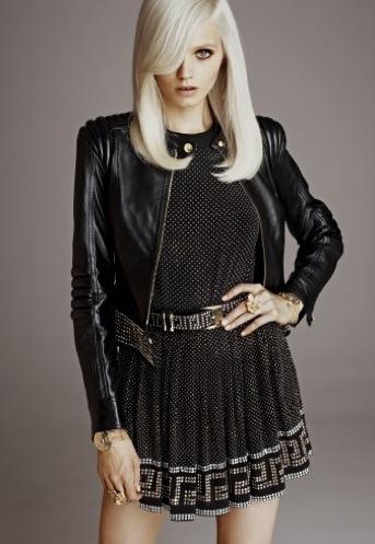 Versace para H&M, colección de moda de Versace creada en exclusiva para H&M