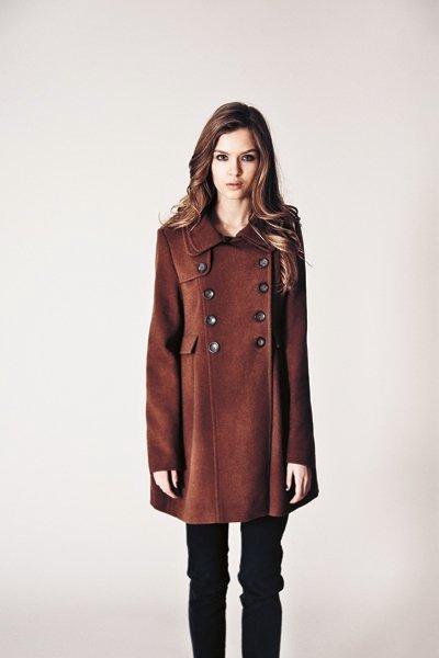 Nümph, abrigos, moda para mujer otoño-invierno, prendas de abrigo de Nümph