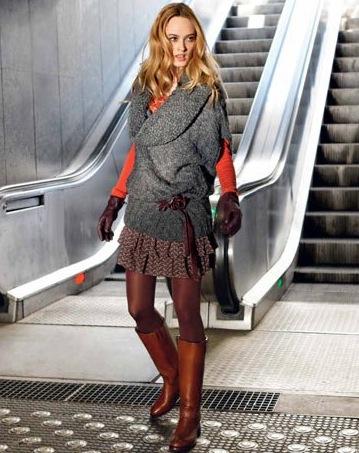 aliexpress estilo atractivo calidad real CKS, moda para mujer, ropa para mujer otoño-invierno CKS