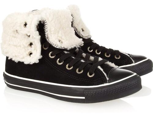 zapatillas de moda de mujer converse