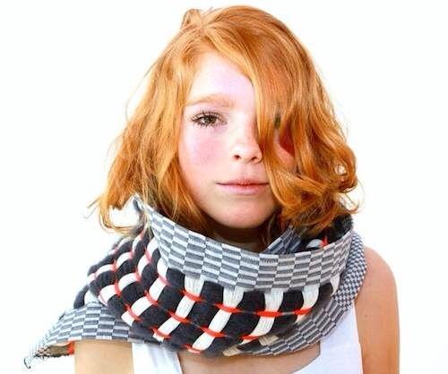 Made by Rens, bufanda de diseño para mujer, accesorios de moda para mujer de Rens