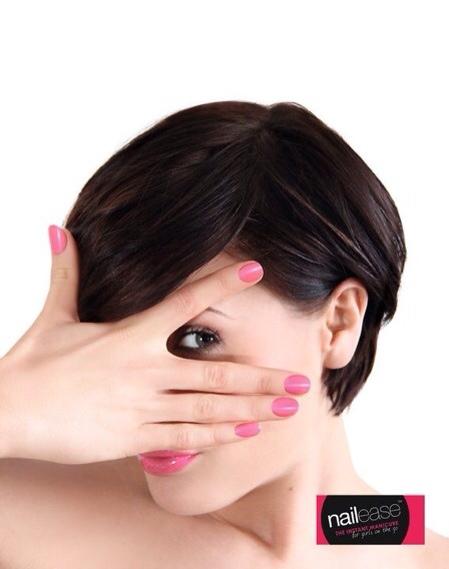 Nailease, cosmética para mujeres, manicura rápida y sorprendente de Nailease, uñas bonitas en un momento