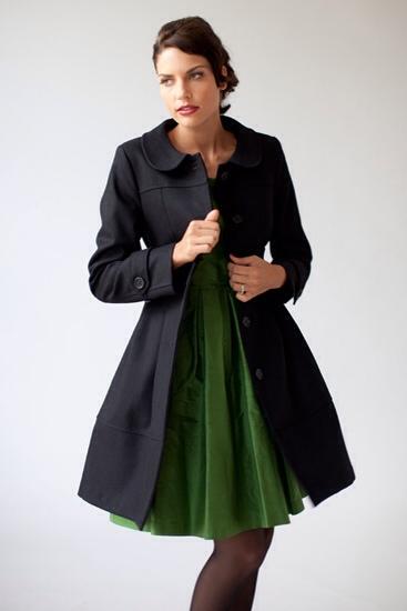 Maria Westerlind, vestidos y abrigos, moda mujer colección
