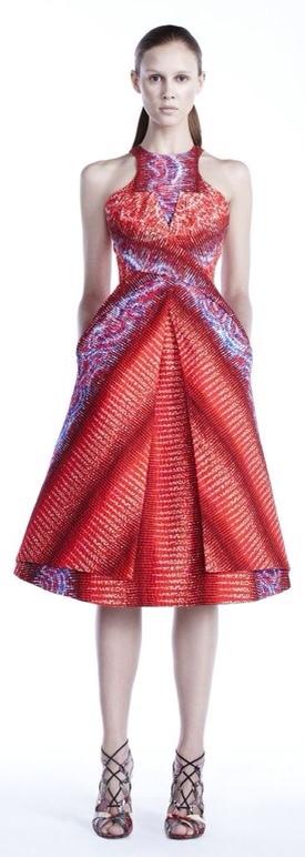 Peter Pilotto, moda para mujer, ropa para mujer pre-primavera de Peter Pilotto