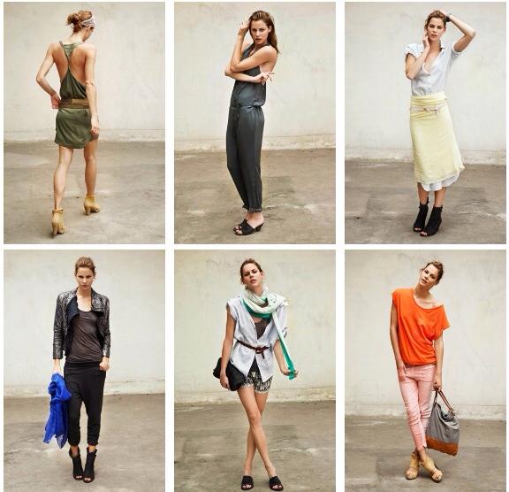 Humanoid, moda mujer, colección de ropa de primavera-verano para mujer de Humanoid