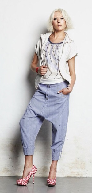 Ejji, moda mujer, ropa moderna y desenfadada, moda mujer de Ejji