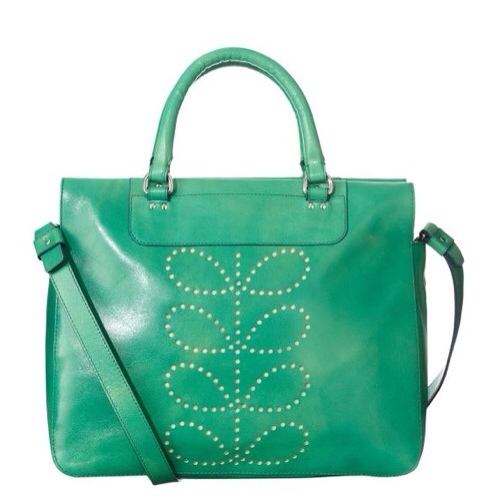 Orla Kiely, bolsos de moda para mujer, accesorios de moda en piel para mujer de Orla Kiely