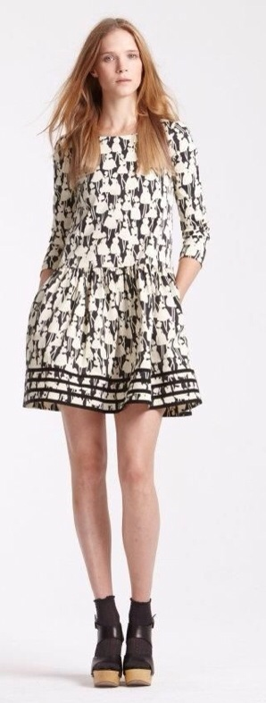 Orla Kiely, moda para mujer, colección de moda primavera verano de Orla Kiely