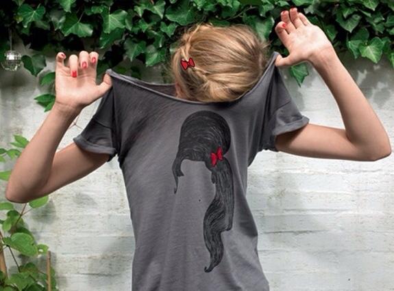 Blune Paris, camisetas para mujer, camisetas bonitas y originales, colección de verano de Blune Paris