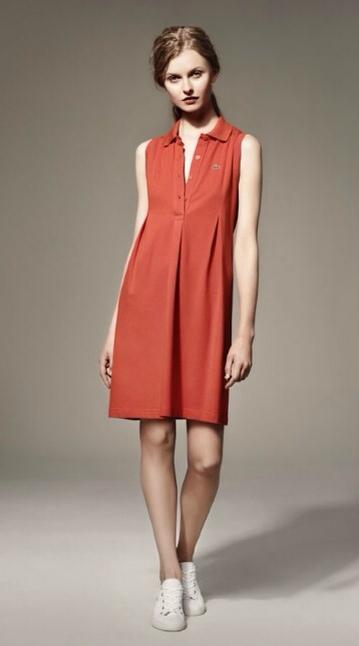 Lacoste un clásico que se reinventa en moda para mujer