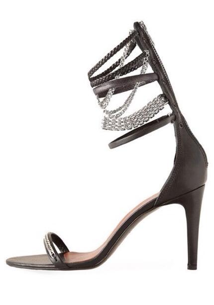 Sandalias de tacón alto de Isabel Marant