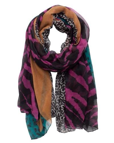 Aaiko nuevos chales y bufandas para la temporada otoño-invierno 2012-2013