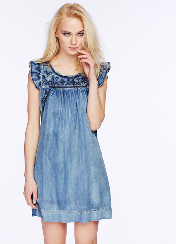pepe jeans woman ss14 2