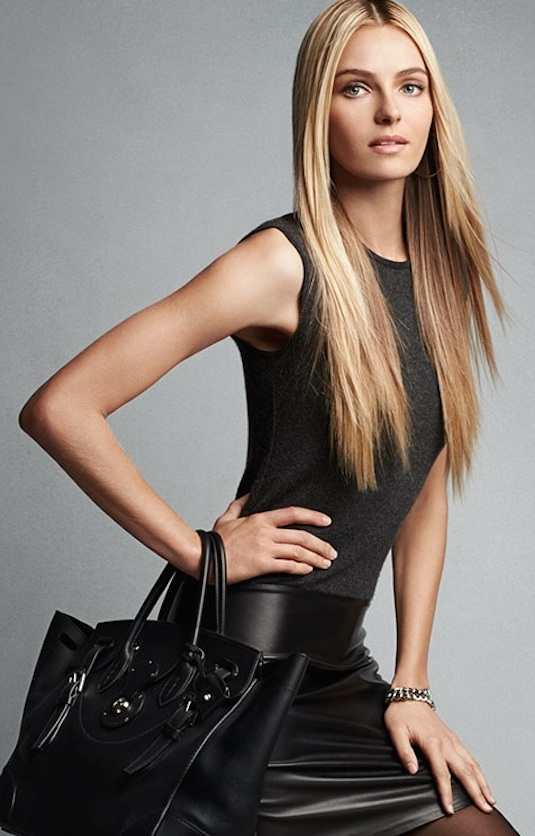 ralph lauren black dress kopie
